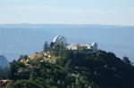 Lick Observatory atop Mount Hamilton