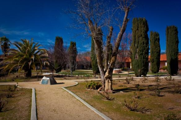 A Padres Garden