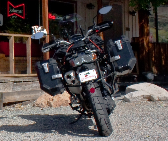 Moto Guzzi Stelvio NTX: A Stout Beast
