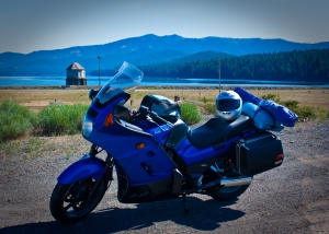 MyConnie on Canyon Dam Lake Almanor