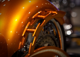 Detail - Ben Hur Fenders
