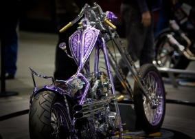 Suicide Shifter Chopper
