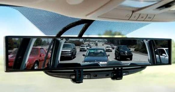 Panoramic Rearview Mirror