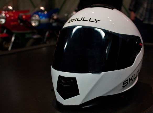 Skully Helmet and Bikes