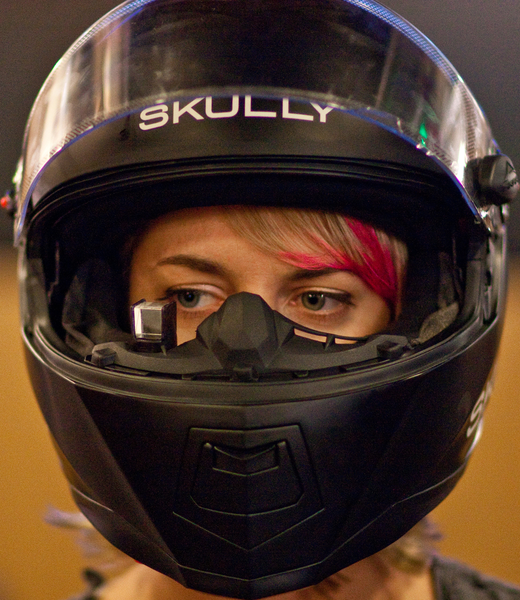 AR-1, the world's 1st augmented reality motorcycle helmet. The AR-1 ...